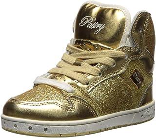 Pastry Youth Glam Pie 闪光高帮运动鞋和舞蹈鞋适合女孩