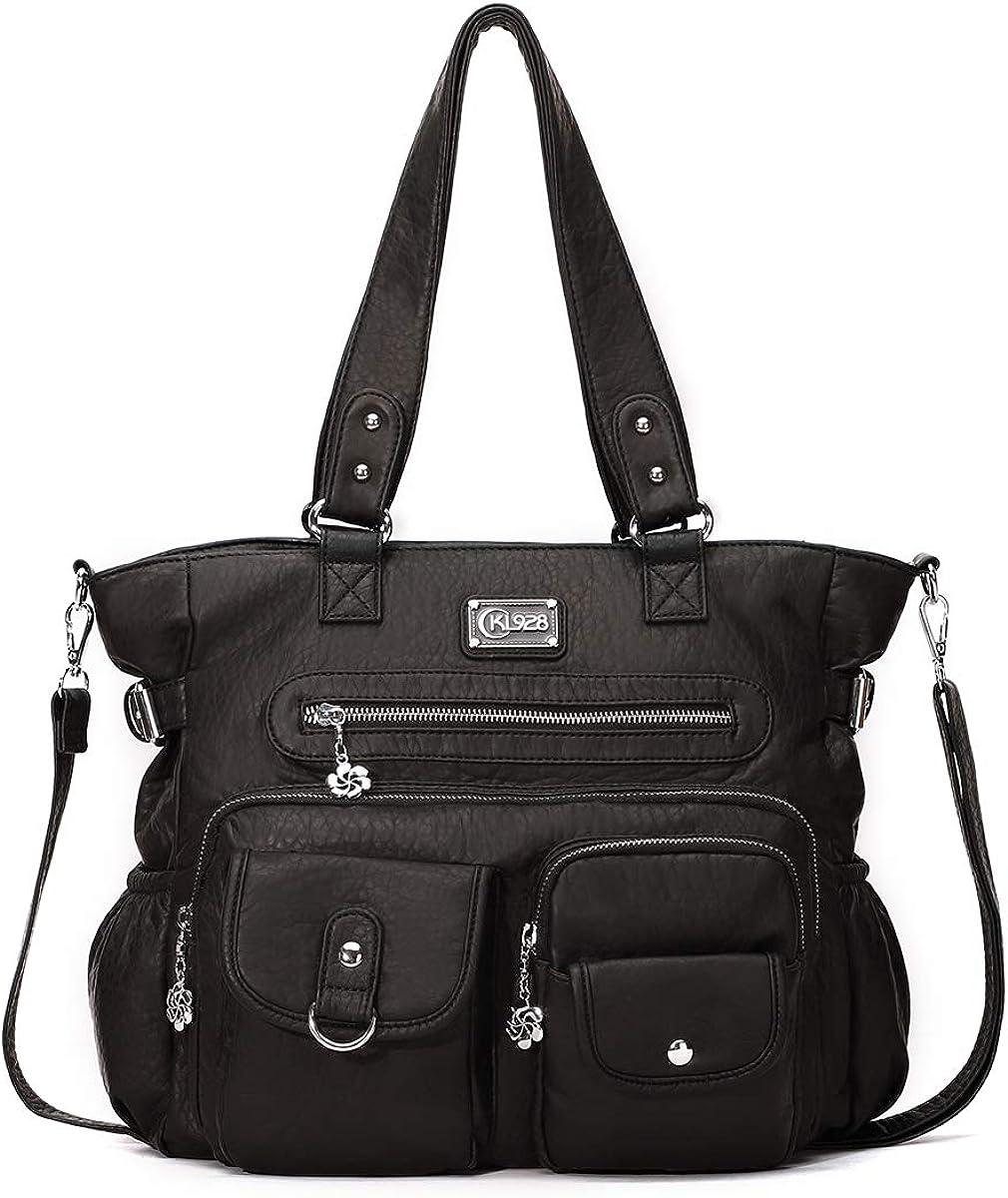 KL928 Large Purses for Women Superlatite Shoulder Crossbody Max 64% OFF Handbags H