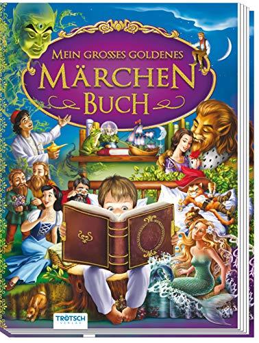 Mein großes goldenes Märchenbuch: 192 Seiten (Lesebücher)