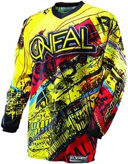 O'Neal Oficial Element Jersey 2014 ÁCIDO amarillo/rojo M