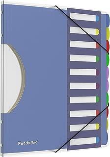 Pendaflex PileSmart Project Sorter, Letter Size 2-pack