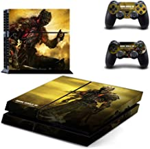 PS4 Console and 2 Controller Vinyl Skin Cover Set Protective Playstation 4 Gaming - My Hero Academia Manga by Mr Wonderful Skin