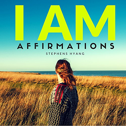 I AM Affirmations audiobook cover art