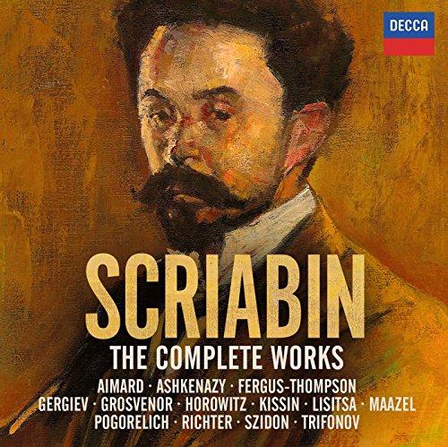 Scriabine - Oeuvre intégrale