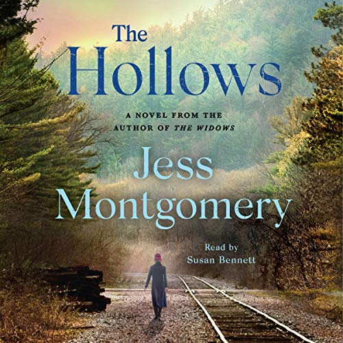 The Hollows Audiobook By Jess Montgomery cover art