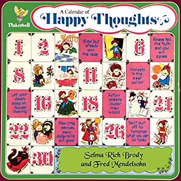 A Calendar Of Happy Thoughts