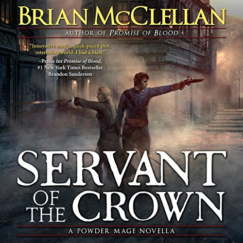 Servant of the Crown cover art