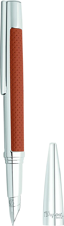 S.T. Dupont d-400676  Defi  Leder Füllfederhalter, braun B01C6027GG | Um Zuerst Unter ähnlichen Produkten Rang