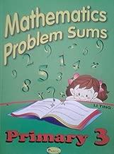 Mathematics Problem Sums Primary 3