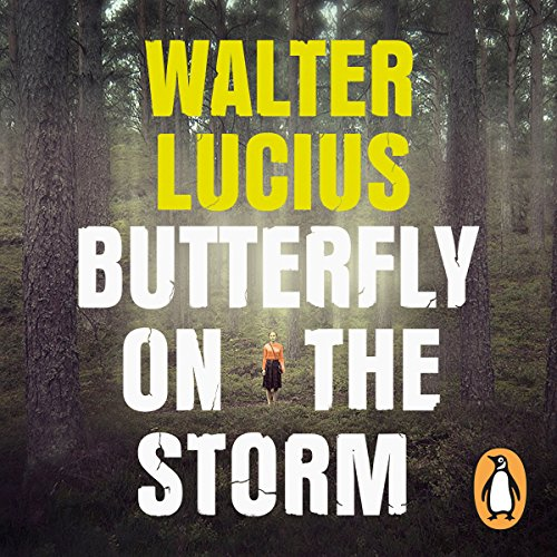 Butterfly on the Storm cover art