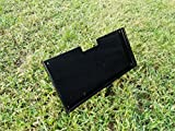 PetStonesUSA.com 6x12 Steel Powder Coated Grave Marker Stand
