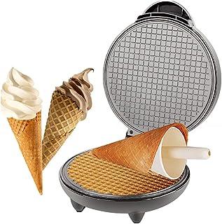 Gebuter Breakfast Egg Roll Machine Sandwich Maker Homemade Ice Cream Cone Iron Machine Gifts Giving Or Home Kitchen