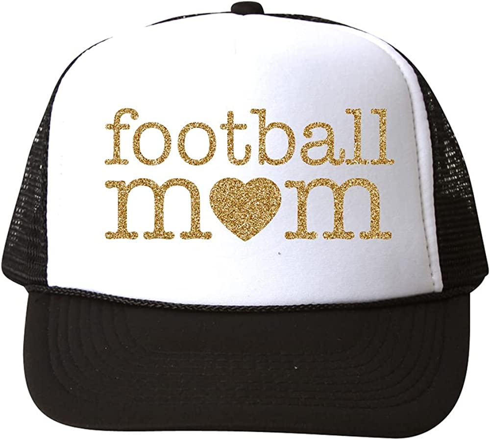 FitCrush Lifestyle Football Ranking Max 48% OFF TOP16 Mom Trucker Glitter Hat