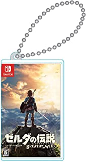 Nintendo MAXGAMES Nintendo Switch卡套 小型 ZELDA的传说 Breath of the wild