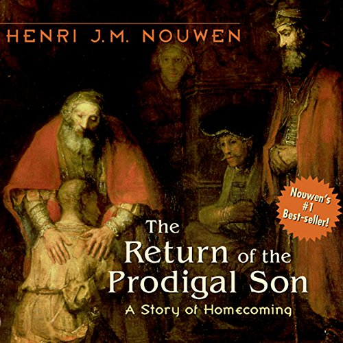 The Return of the Prodigal Son audiobook cover art