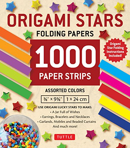 Origami Stars Papers 1,000 Paper St…
