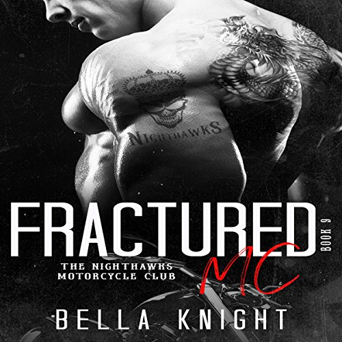 Fractured MC audiobook cover art