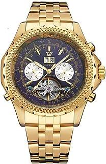 اوياوي ساعة رسمية رجال انالوج بعقارب ستانلس ستيل - OYW1333
