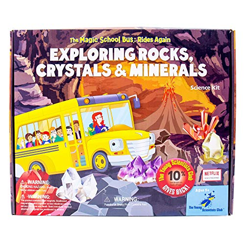 The Young Scientists Club Exploring Rocks, Minerals, Crystals
