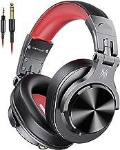 هدفون OneOdio Fusion از طریق هدفون گوش ، هدفون DJ Studio با پورت Share ، ضبط مانیتور حرفه ای بدون آداپتور