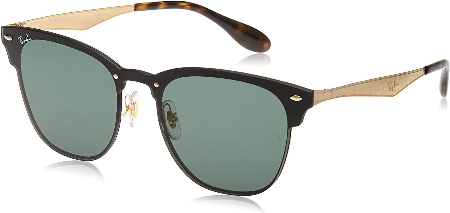 Ray-Ban Montures de lunettes Mixte Or (Gold Striped/Graygreen)