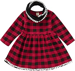 plaid tutu dress