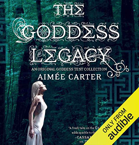 The Goddess Legacy  By  cover art