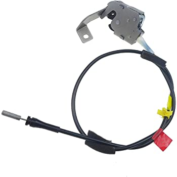 Amazon Com Cheriezing 6l3z 18264a26 A Upper Door Latch W Cable Rear Right Passenger Side For 1997 2004 F150 Heritage F250 Automotive