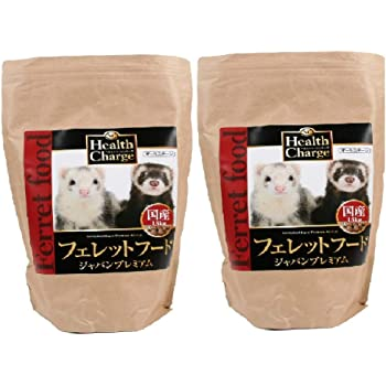 フェレットフード ジャパンプレミアム 1.5kg 国産 正規品 フード 2個