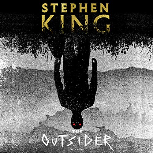 Page de couverture de The Outsider