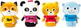 Hallmark itty bittys Shirt Tales Stuffed Animals Collector Set Itty Bittys Movies & TV