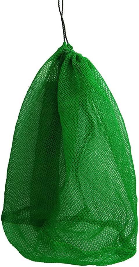 Gorgeous Indianapolis Mall SLATIOM Mesh Bag Plastic Net Fishing Folding Nylon