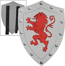 Armory Replicas Rampant Lion Valor Medieval Battle Foam Shield