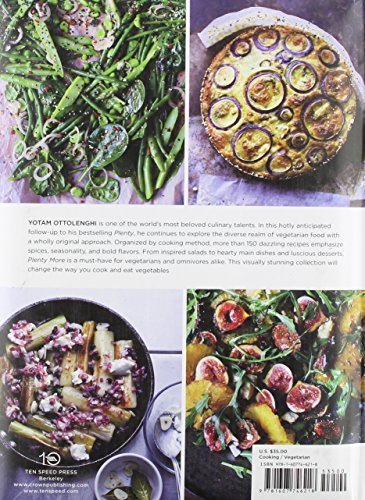 『Plenty More: Vibrant Vegetable Cooking from London's Ottolenghi [A Cookbook]』の4枚目の画像