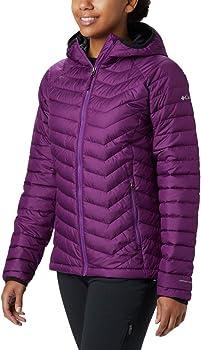 Columbia Women's Powder Lite Hooded Winter Jacket