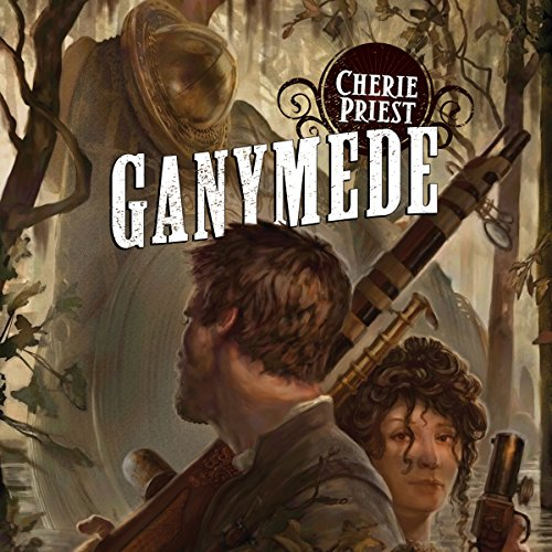 Ganymede audiobook cover art