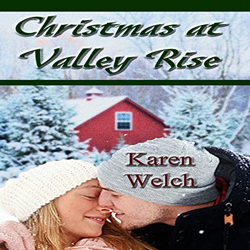 Christmas at Valley Rise audiobook cover art