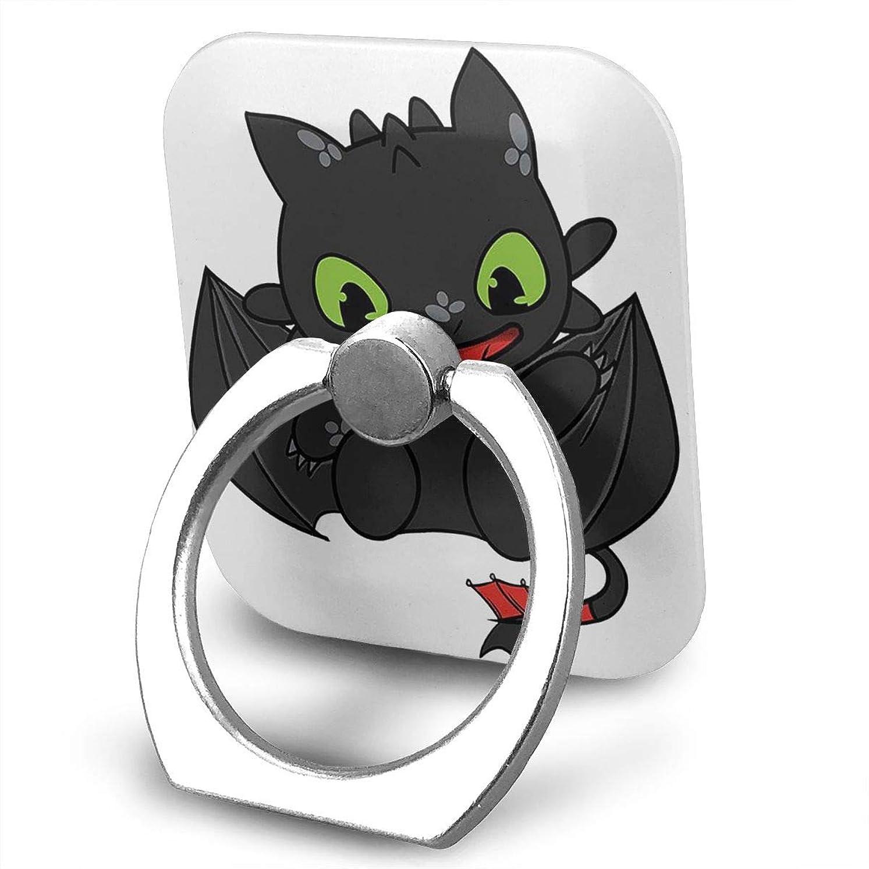 サイレン顔料蚊ヒックとドラゴン 2 How To Train Your Dragon スマホ リング ホールドリング 指輪リング スクエアス 薄型 おしゃれ スタンド機能 落下防止 360度回転 タブレット/スマホ IPhone/Android各種他対応