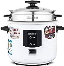 Cuiseur de riz et Fonction de préservation de chaleur à la vapeur (2-6L) Cuisinière à riz multifonctionnel ménagère, avec ...