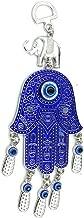 MUYE Blue Evil Eye Hanging Decoration,Amulet Wall Hanging Home Decor Pendant (LESHOU)