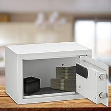 Cofre Eletrônico Multilaser com Senha Eletrônica 20x31x20cm - OF008