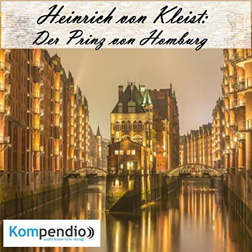 Der Prinz von Homburg von Heinrich von Kleist Titelbild