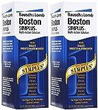 Boston Simplus Multi-Action Solution, 3.5 Fluid Ounce, 2-Pack