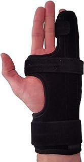 Boxer Finger Splint Hand Brace - Hand Brace & Metacarpal Splint for Broken Fingers, Wrist & Hand Injuries or Little Finger...
