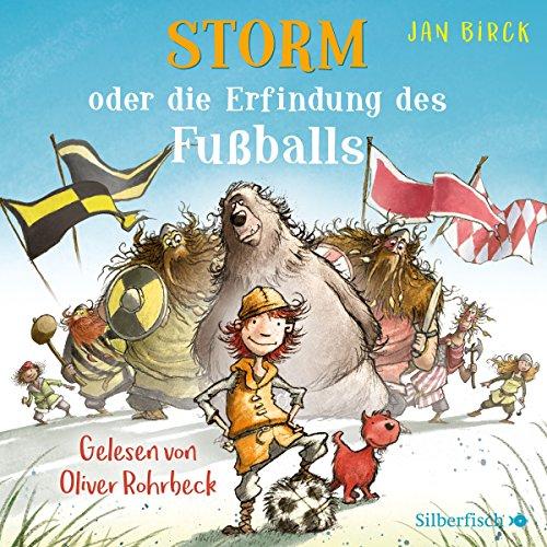 Storm oder die Erfindung des Fußballs cover art