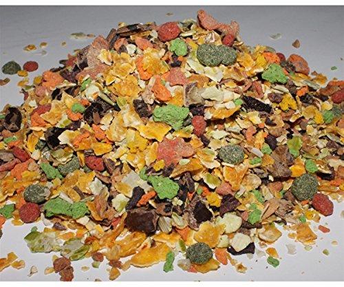 Anhaltiner Premiumfutter Nager-Trockengemüse 10 kg