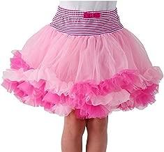 Jona Michelle Girls' Pettiskirt, Light Pink Tutu Skirt