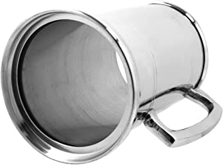 Best pewter mug with glass bottom Reviews