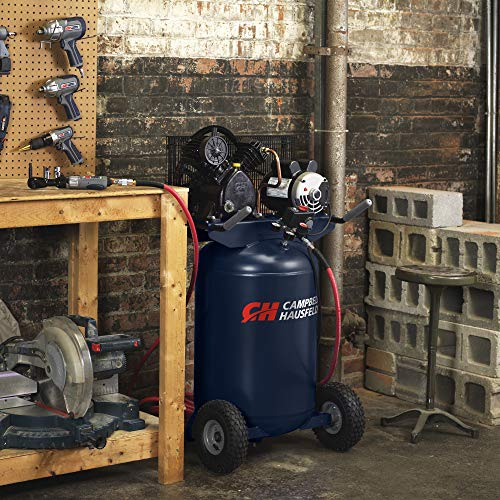 Campbell Hausfeld 30 Gallon Vertical Portable Air Compressor (XC302100)
