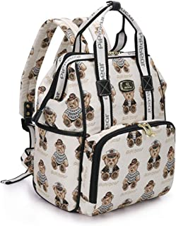 Personalized Baby Girl Diaper Bags